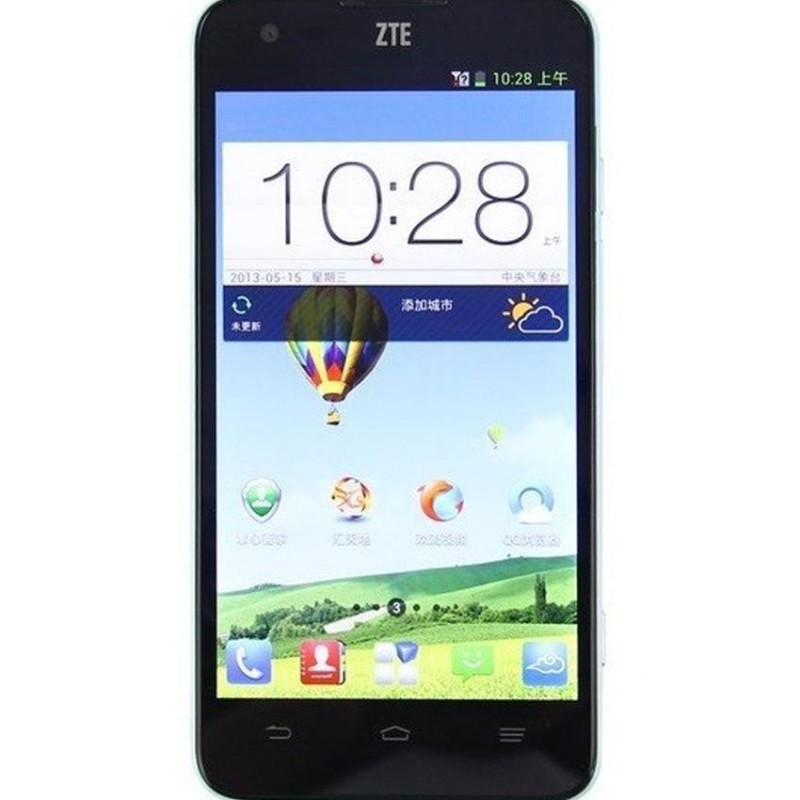 ZTE Geek V975 Smartphone Full Specification