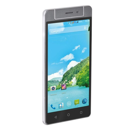 Trevi Reverse 5.5Q QuadCore 5.5″ Gray Smartphone Full Specification