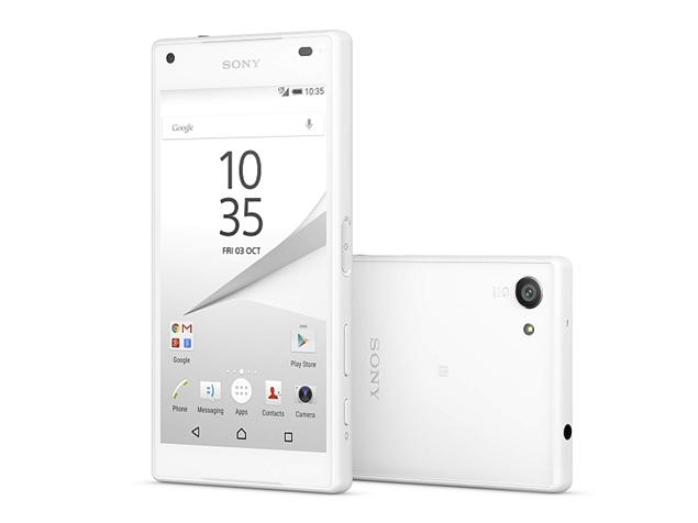 Sony Xperia Z5 Compact Smartphone Full Specification