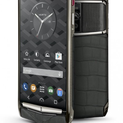 Vertu New Signature Touch Smartphone Full Specification