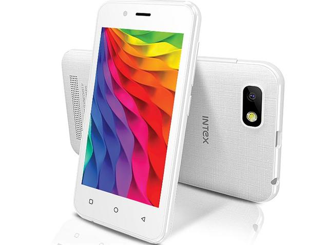 Intex Aqua Play Smartphone Full Specification