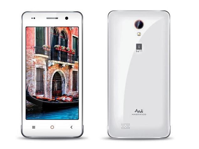 iBall Andi 4.5C Magnifico Smartphone Full Specification