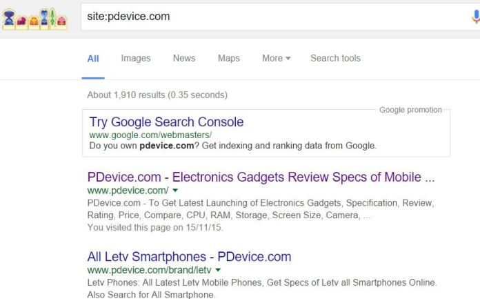 How to Get back your lost static content with Google caching