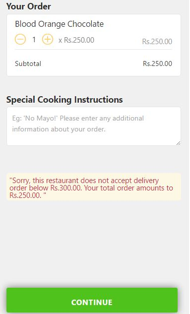 Order Foods Online with Zomato