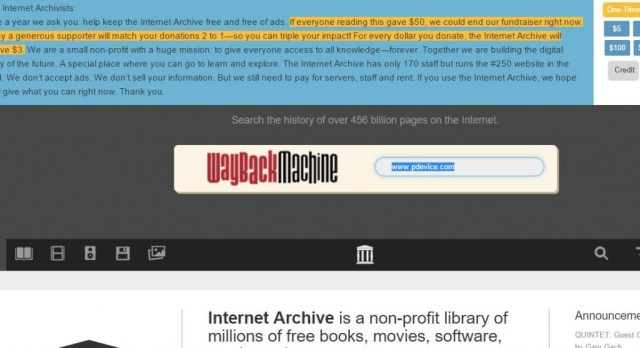 Recover Recently Deleted Web Content via Your Browser's