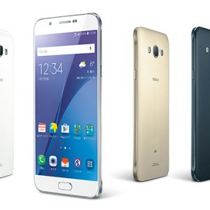 Samsung Galaxy A8 au KDDI Smartphone Full Specification