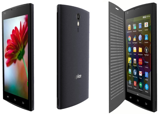 Spice Xlife 515Q Smartphone Full Specification