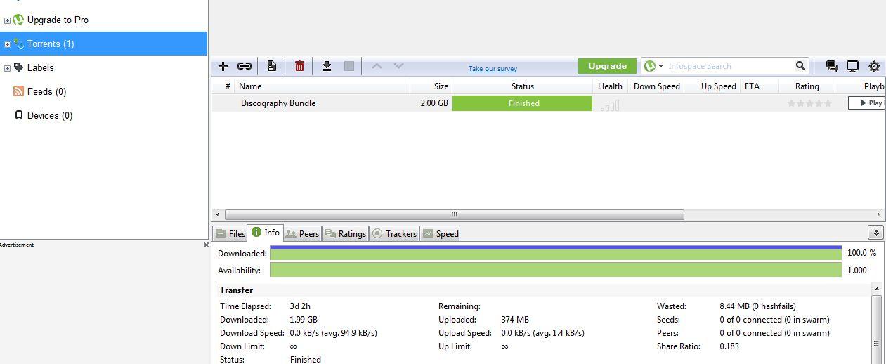 Make Your Torrent Download Faster