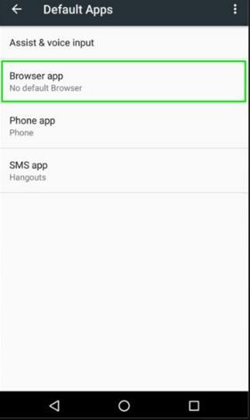 How to Easily Select Your Default Apps in Android 6.0