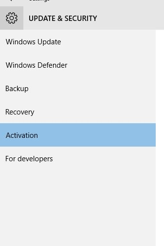 How to change Windows 10 product key