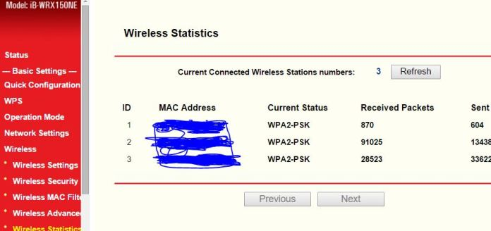 Why You Shouldn't Use MAC Address Filtering On Your Wifi router