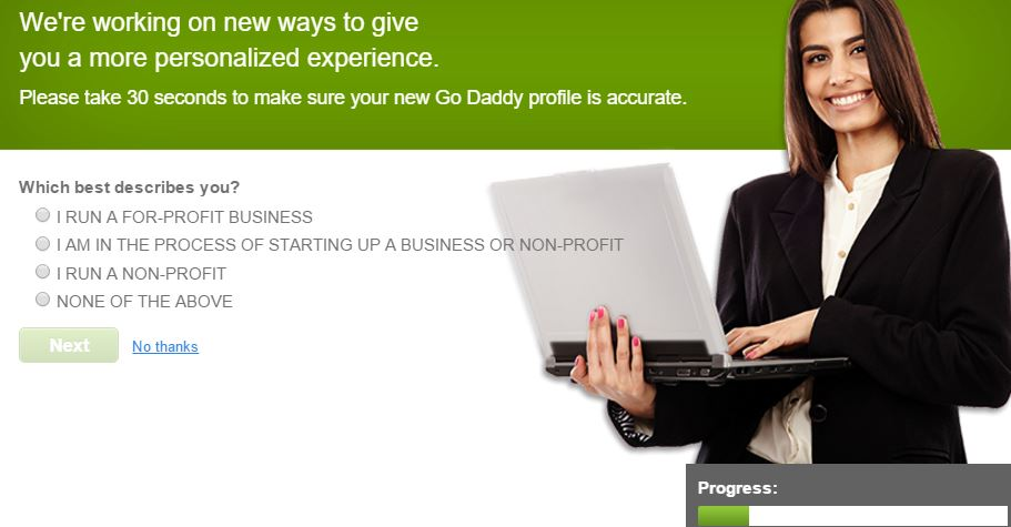 How to Run Your website with Godaddy FREE DNS
