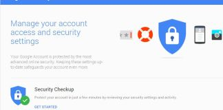 Manage your account access and security settings to Stay Safe