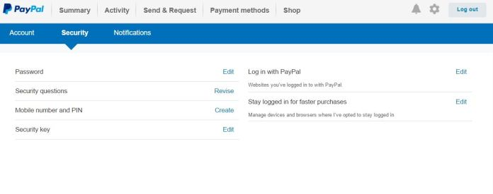 Simplify Life, Improve Security with PayPal