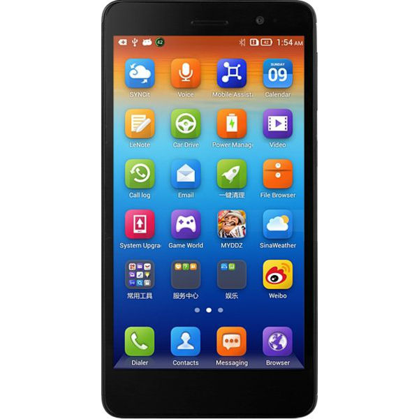 Lenovo S860 Smartphone Full Specification