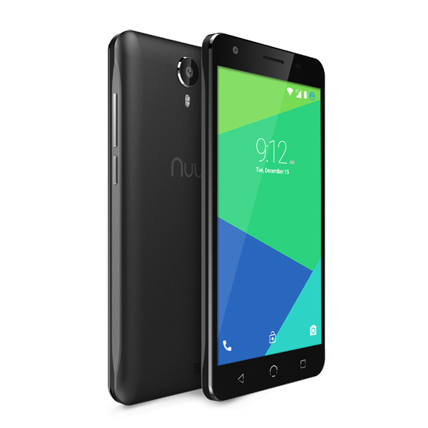 NUU Mobile N5L Smartphone Full Specification