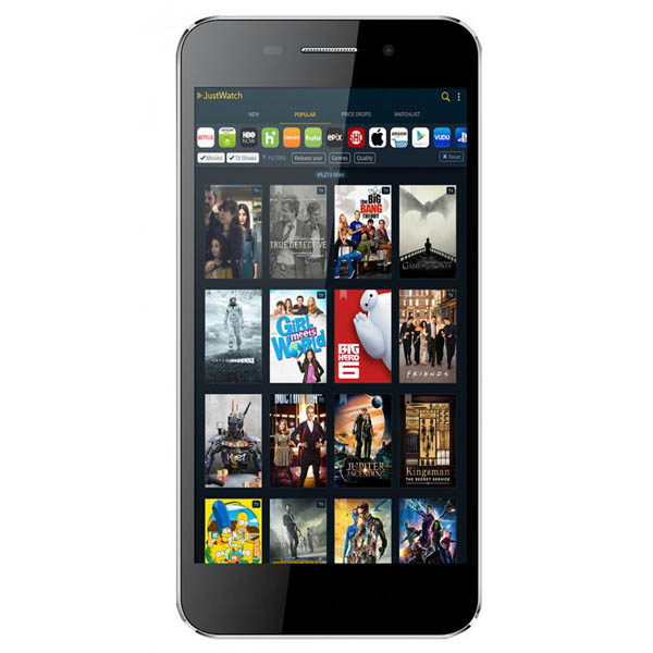 Yezz Andy 5.5M LTE VR Smartphone Full Specification
