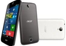 Acer Liquid M330 specs