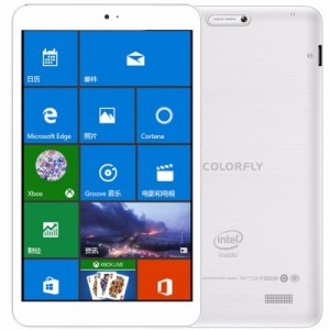Colorfly i820 Speed Tablet PC Full Specification