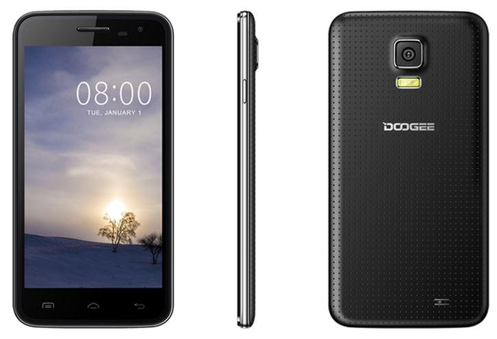 DOOGEE VOYAGER2 DG310 Smartphone Full Specification