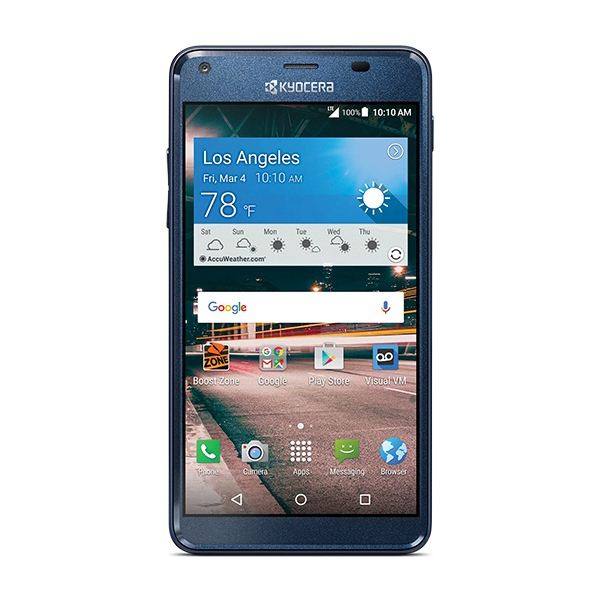 Kyocera Hydro Reach Smartphone Full Specification