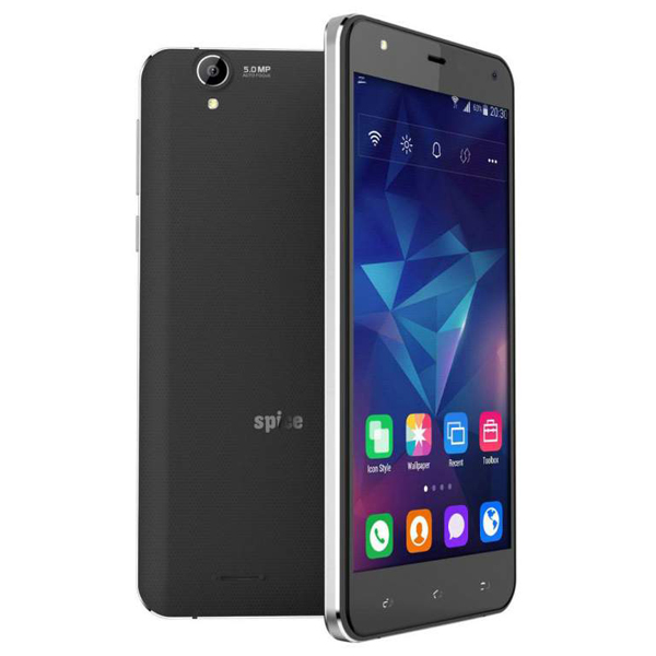 Spice Electro Smartphone Full Specification