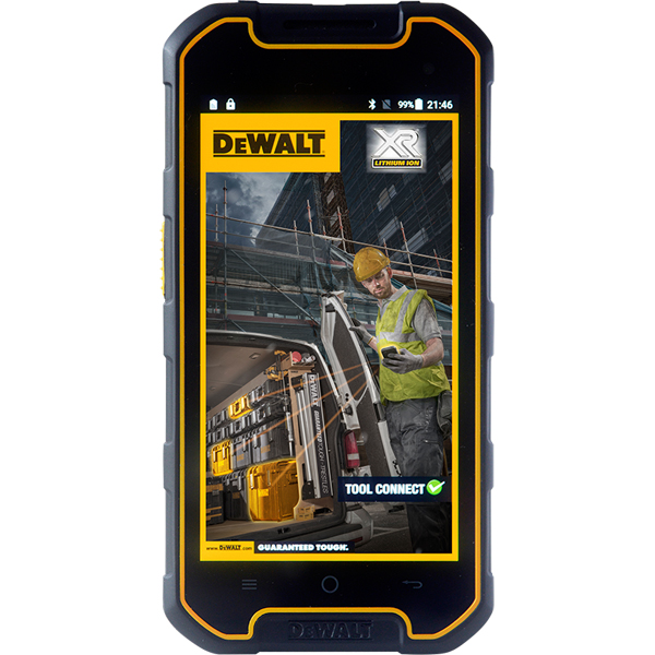 DeWalt MD501 Smartphone Full Specification