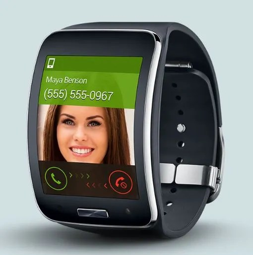 Samsung Gear S Smartwatch Full Specification