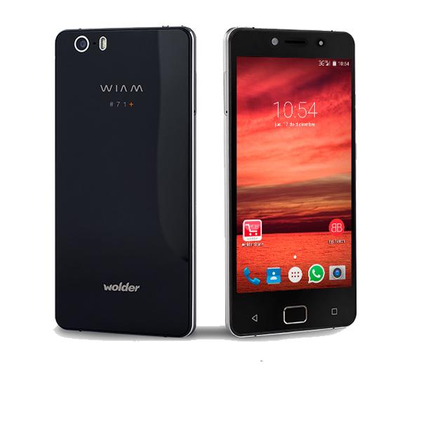 Wolder WIAM #71+ Smartphone Full Specification