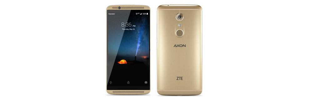 ZTE Axon 7 Specs