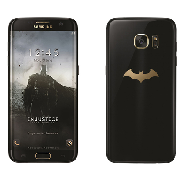 Samsung Galaxy S7 Edge Batman Edition Smartphone Full Specification