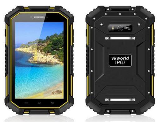 VKworld V6 Smartphone (Tablet Phone) Full Specification