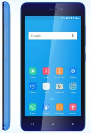 Walton Primo GH5+ Smartphone Full Specification