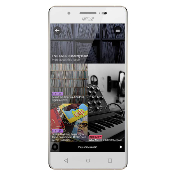 Yezz Andy 5T LTE Smartphone Full Specification
