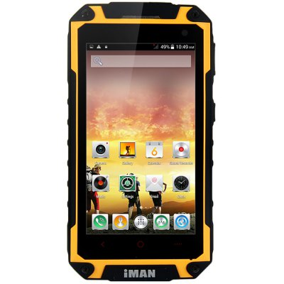 iMan i6800 Smartphone Full Specification