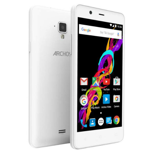 Archos 50 Titanium 4G Smartphone Full Specification