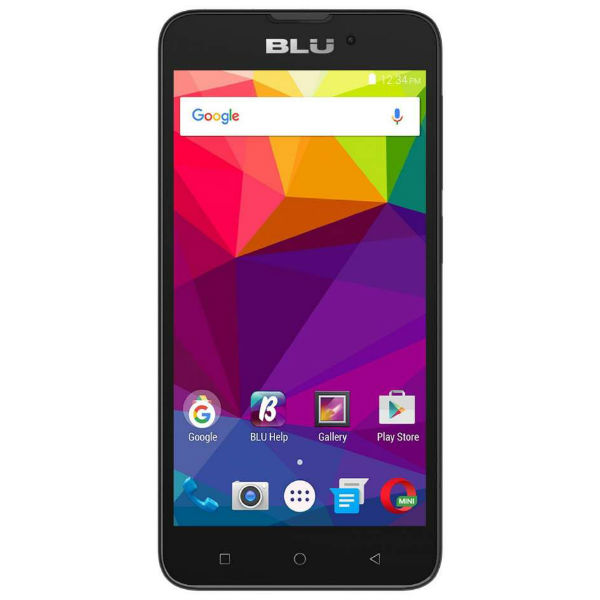 BLU Dash 4.5 (2016) Smartphone Full Specification