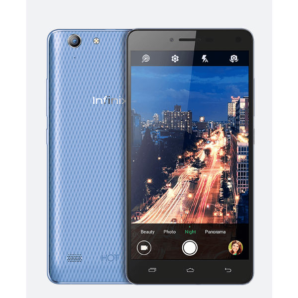 Infinix Hot3 LTE Smartphone Full Specification