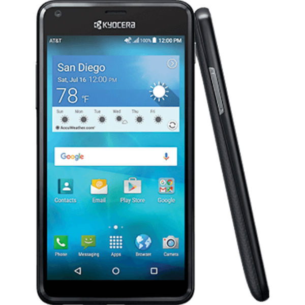 Kyocera Hydro Shore Smartphone Full Specification