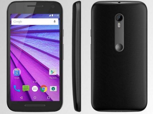 Motorola Moto G Dual SIM (3rd Gen) Smartphone Full Specification