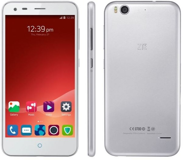 ZTE Blade S6 Plus Smartphone Full Specification