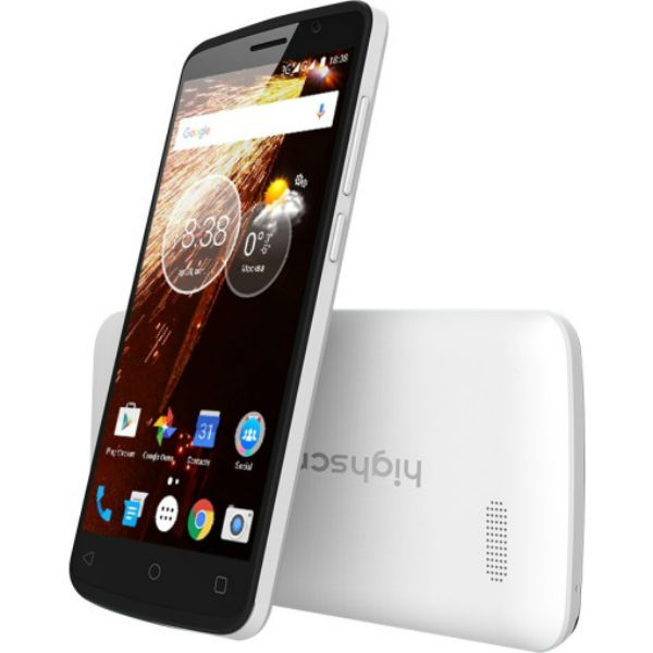 Highscreen Easy F Pro Smartphone Full Specification