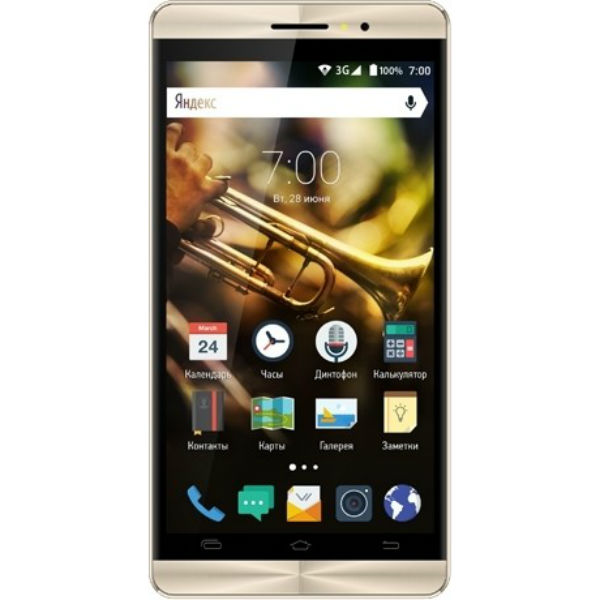 Vertex Impress Jazz Smartphone Full Specification