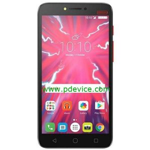 Alcatel Pixi 4 Plus Power Smartphone Full Specification