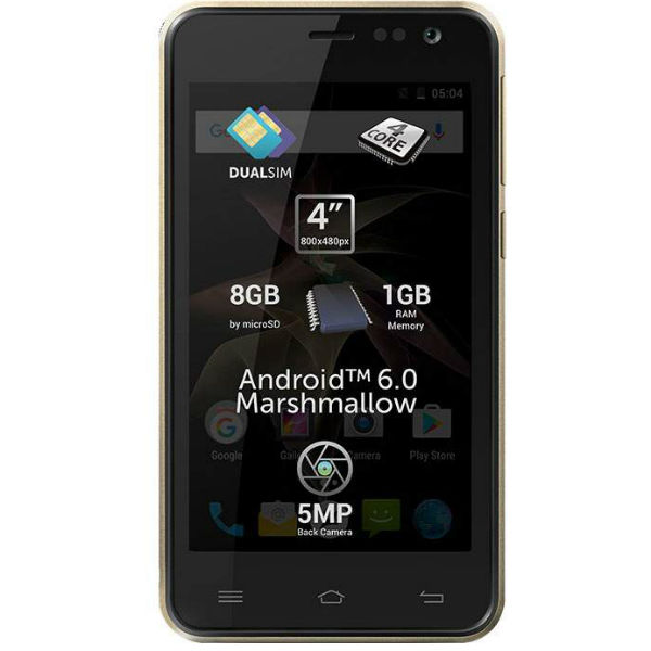 Allview P41 eMagic Smartphone Full Specification