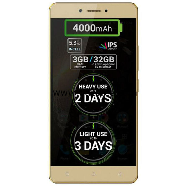 Allview P9 Energy Lite Smartphone Full Specification