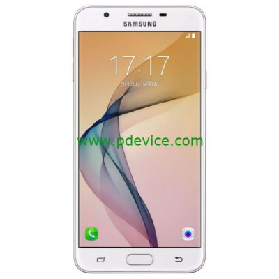 Samsung Galaxy On7 (2016) Smartphone Full Specification