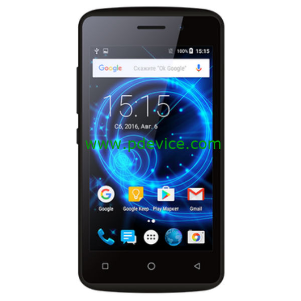 Texet TM-4003 Smartphone Full Specification