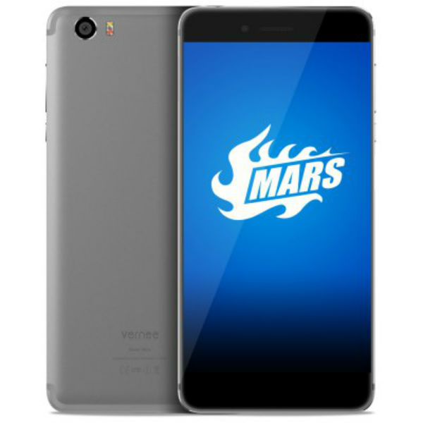 Vernee Mars Smartphone Full Specification