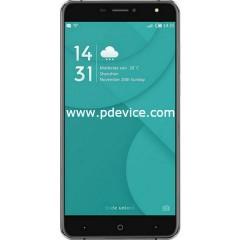Doogee X7 Smartphone Full Specification